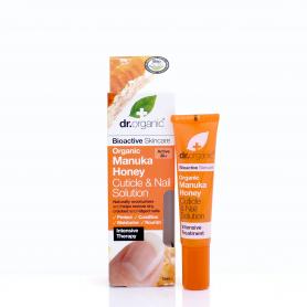 Solución uñas y cutículas de Miel de Manuka 15 ml.