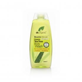 Gel de ducha de Árbol de Té 250 ml.