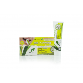 Pasta de dientes de Árbol de Té 100 ml.