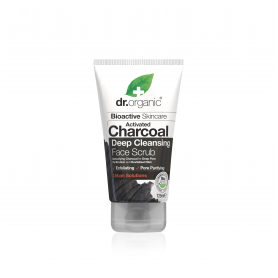 Exfoliante facial de Carbón 125 ml.