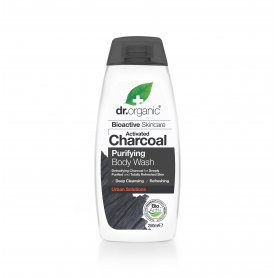 Gel de ducha de Carbón 250 ml.