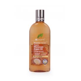 Champú de aceite de Argán 265 ml.