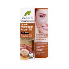 Aceite facial de aceite de Argán 30 ml.