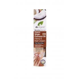 Crema de manos y uñas de aceite de Coco 100 ml.