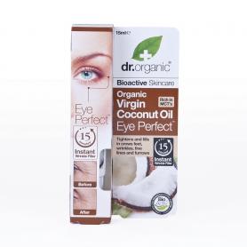 Contorno de ojos de aceite de Coco 15 ml.