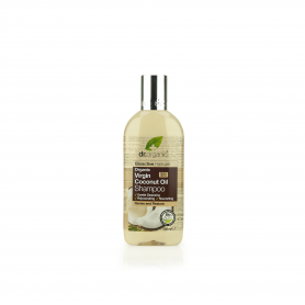 Champú de aceite de Coco 265 ml.