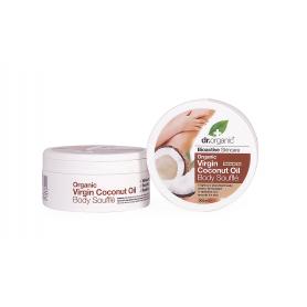 Crema suflé corporal de aceite de Coco 200 ml.