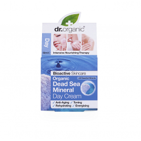 Crema de día de minerales del mar Muerto 50 ml.