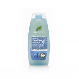 Gel de ducha de minerales del mar Muerto 250 ml.