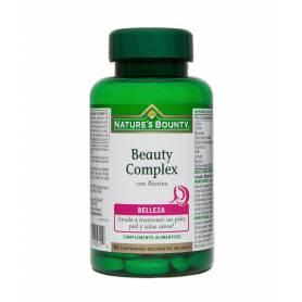 Beauty Complex con Biotina. 60 comprimidos recubiertos