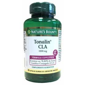 Tonalin® CLA 1000 mg. 60 cápsulas blandas