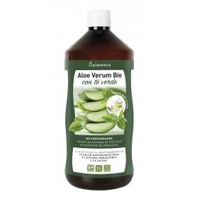Aloe Verum Bio con Té Verde. 1 Litro