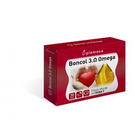 Boncol 3 Omega. 30 cápsulas blandas