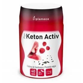 Plan Keton Activ. 40 cápsulas vegetales