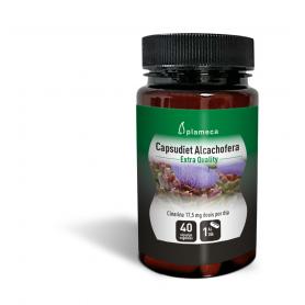 Capsudiet Alcachofera. 40 cápsulas vegetales