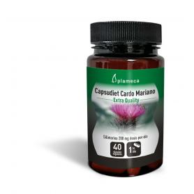 Capsudiet Cardo Mariano. 40 cápsulas vegetales