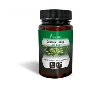 Capsudiet Hinojo. 40 cápsulas vegetales