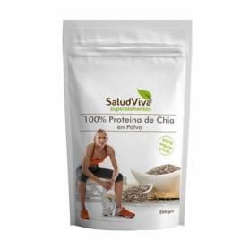PROTEINA DE CHIA POLVO ECO 200g SALUD VIVA Suplementos nutricionales 5,74€