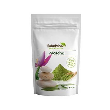 MATCHA 100g SALUD VIVA Suplementos nutricionales 22,24€