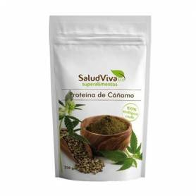 PROTEINA DE CAÑAMO ECO 250g SALUD VIVA Suplementos nutricionales 9,28€
