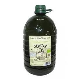 Aceite de Oliva Virgen Extra Bio 5 litros