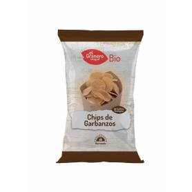 Chips de Garbanzos Bio 80 g