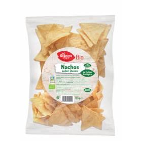 Nachos Queso Bio 125 g