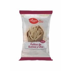 Palitos de Quinoa y Chía Bio 75 g
