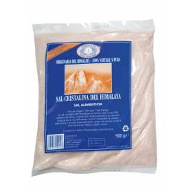 Sal Cristalina del Himalaya Molida Rosa 500 g
