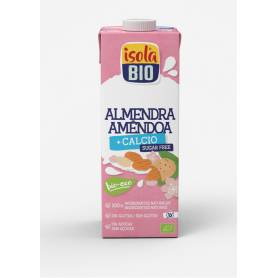 Bebida de Almendra con Calcio sin Azúcar Bio 1 Litro