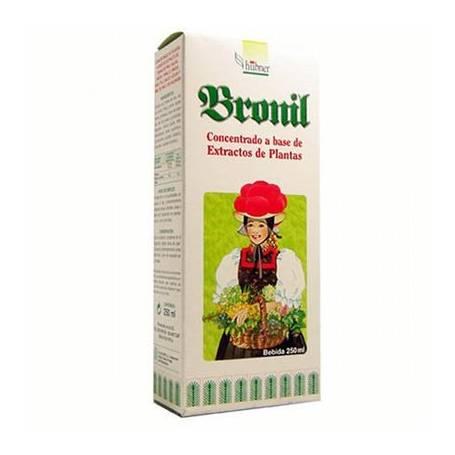 BRONIL JARABE 250ml ABAD Suplementos nutricionales 11,57€