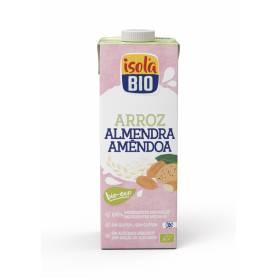 Bebida de Arroz y Almendras Bio 1 Litro