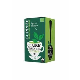 Té Verde Bio 20 Bolsas