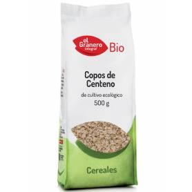Copos de Centeno Bio 500 gr