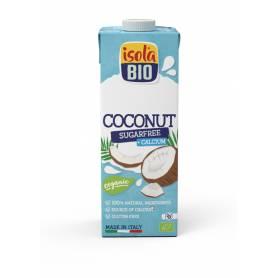 Bebida de Coco sin Azúcar con Calcio Bio 1 Litro