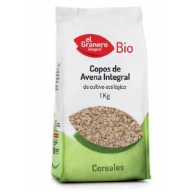 Copos de Avena Integral Bio 1 Kg