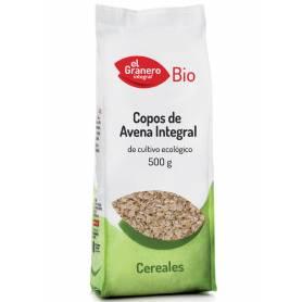 Copos de Avena Integral Bio 500 gr