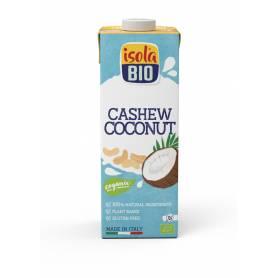 Bebida de Coco y Anacardo Bio 1 Litro