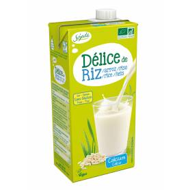 Bebida de Arroz con Calcio Bio 1 Litro