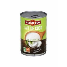 Leche de Coco Bio 400 ml