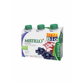 Zumo de Arándanos Bio 200 ml 3 Pack
