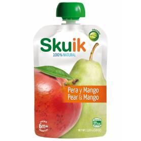 Puré con Pera y Mango Bio 110 gr
