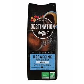 Café Molido Descafeinado Suave 100% Arábico Bio 250 gr