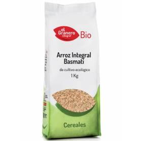 Arroz Integral Basmati Bio, 1 Kg