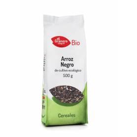 Arroz Negro Bio, 500 gr