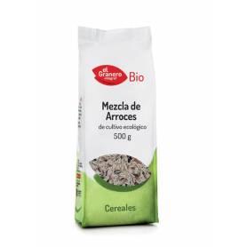 Mezcla de Arroces Bio, 500 gr