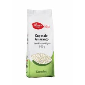 Copos de Amaranto Bio, 250 gr