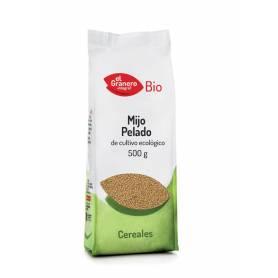 Mijo Pelado Bio, 500 gr
