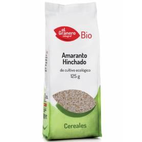 Amaranto Hinchado Bio, 125 gr