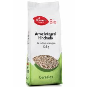 Arroz Integral Hinchado Bio, 125 gr